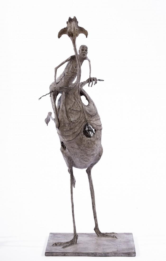 Déséquilibre - H. 65 cm