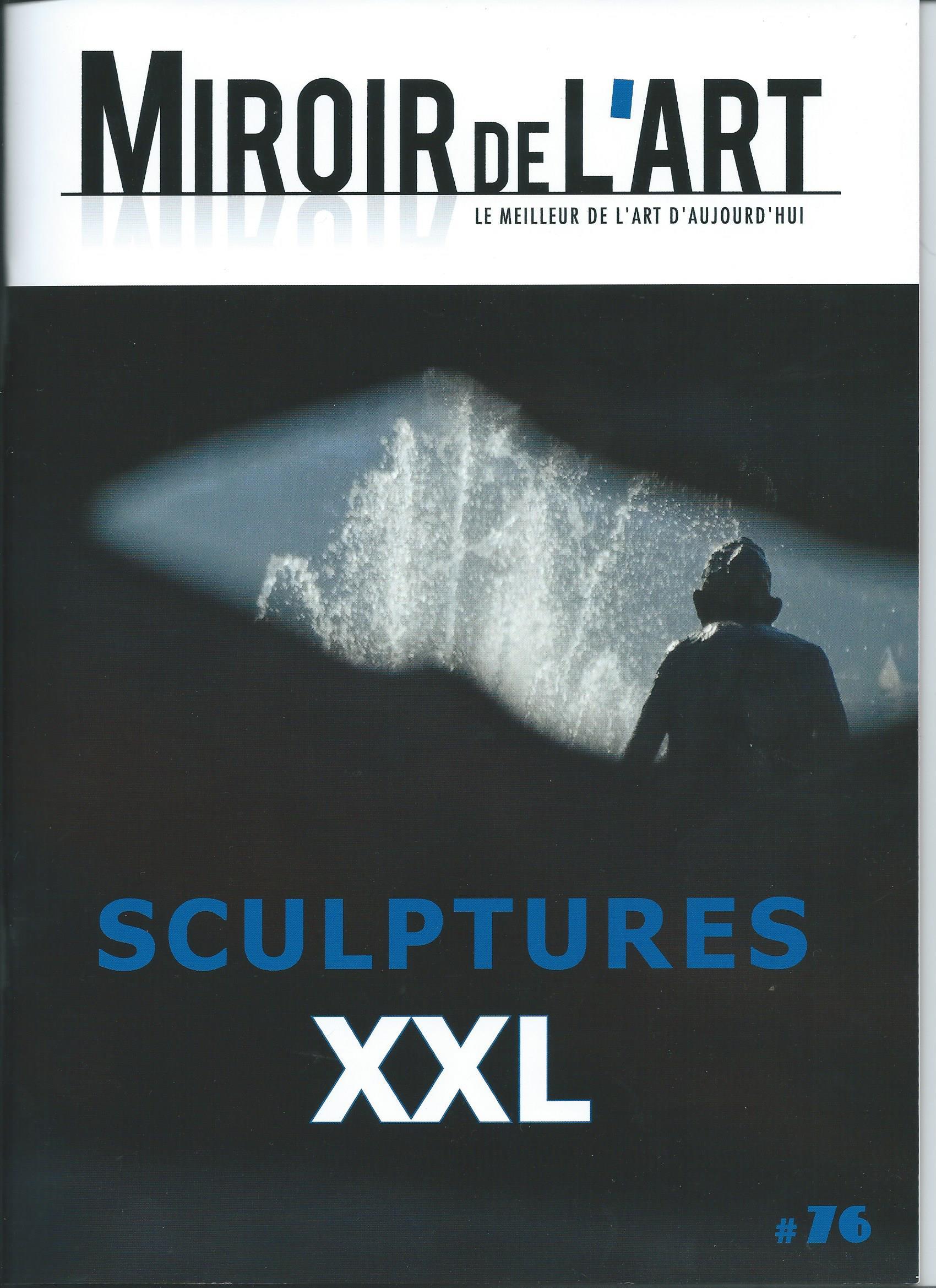 Sculptures XXL - Miroir 76 001