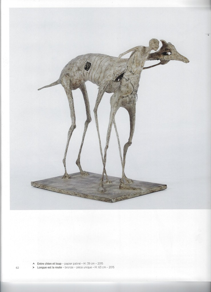 Regards sur la sculpture d'aujourd'hui 5