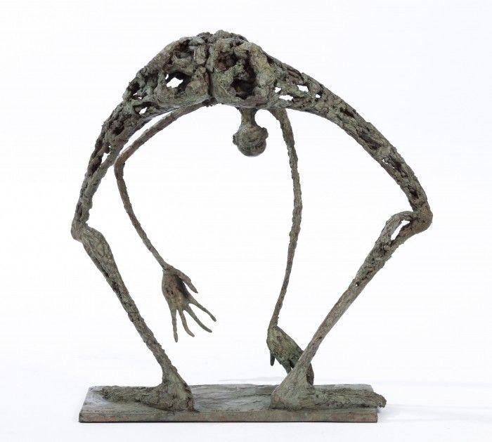 Chasseur de limaces - H. 29 cm
