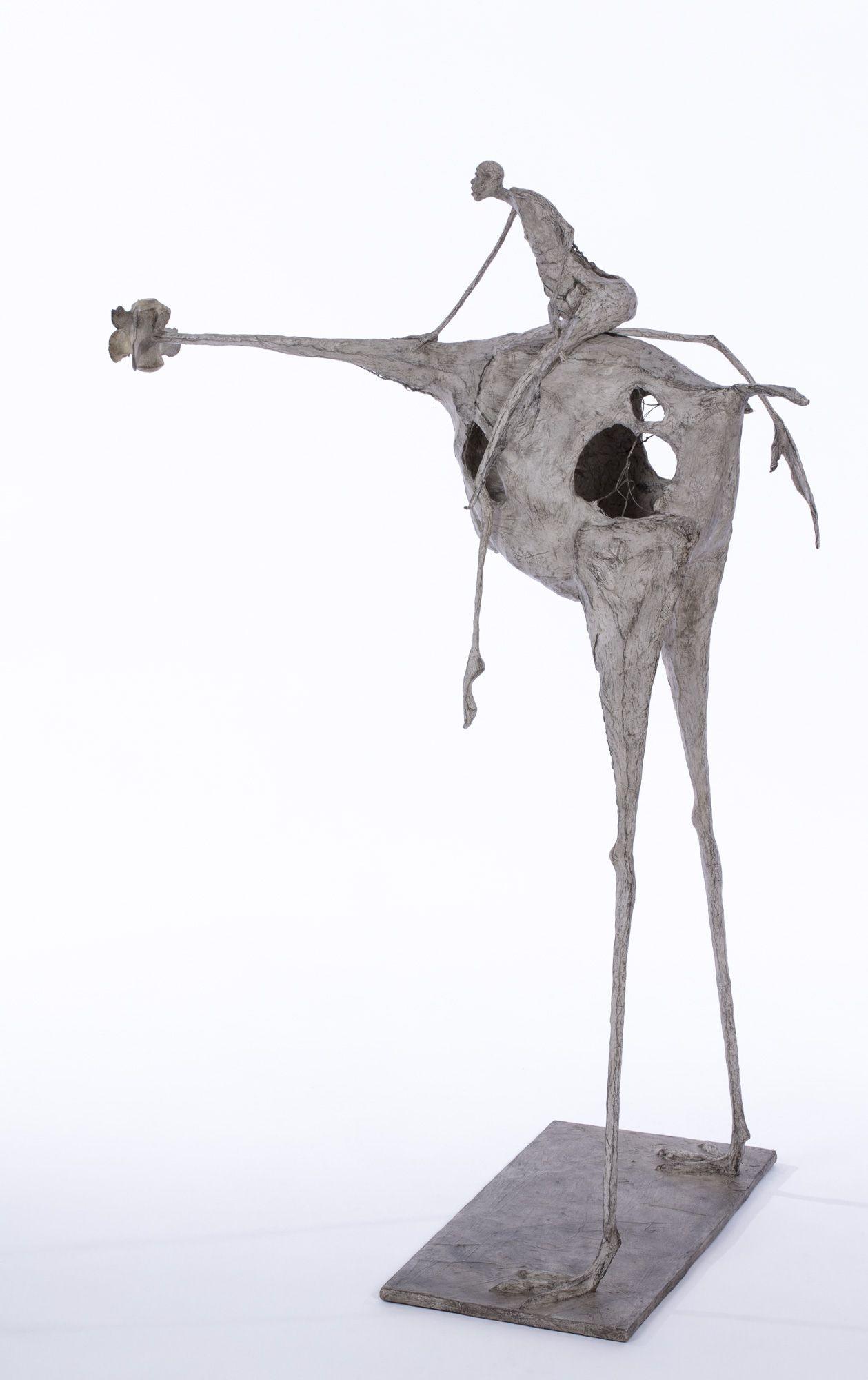 La poule aux oeufs d'or - H. 87 cm
