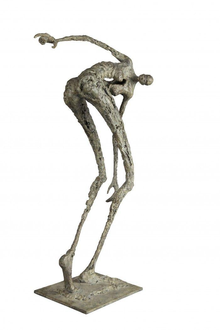 Le passé - H. 51 cm