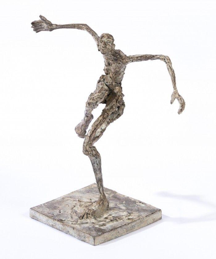 Danse ethnique - 3 - H. 19 cm