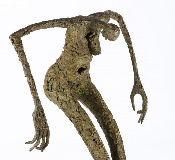 Crucifixion - Hommage à Lydie Aricks - Détail