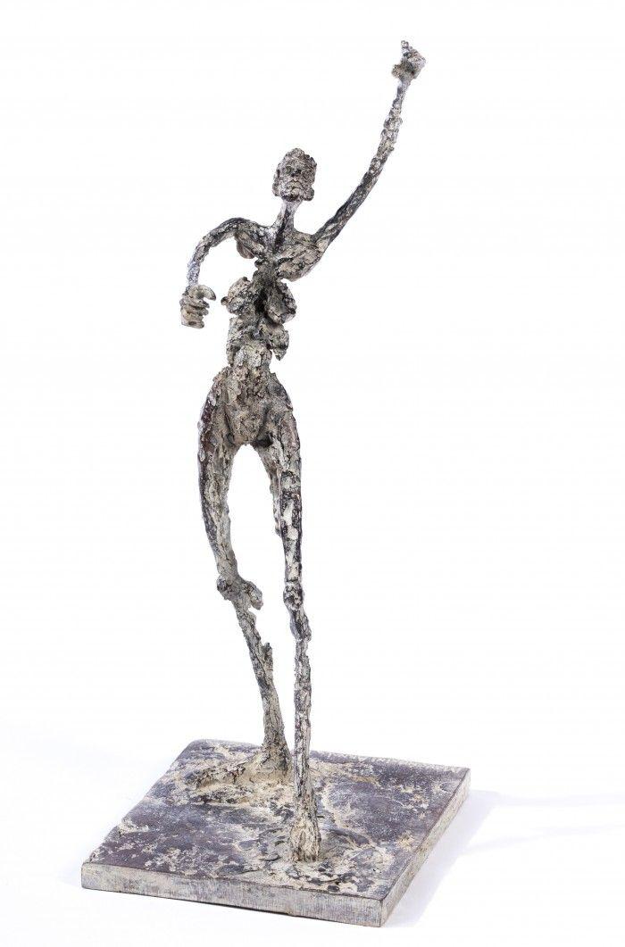2ème danseuse décadente - H. 29 cm