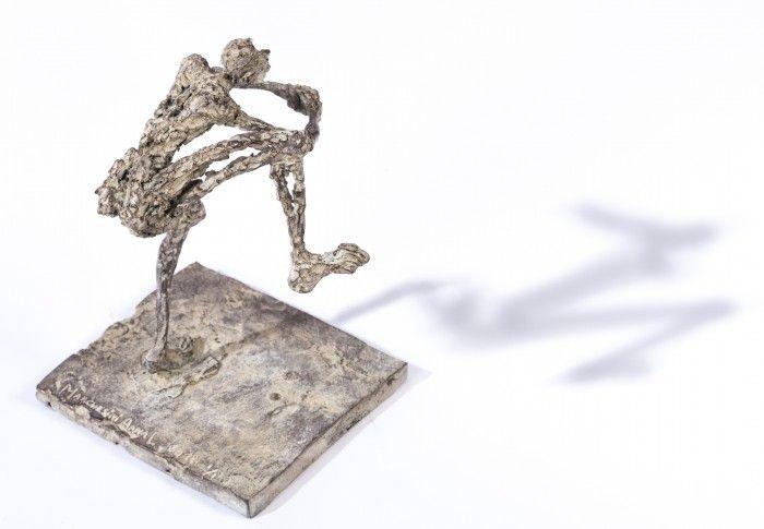 Danse ethnique - 4 - H. 19 cm