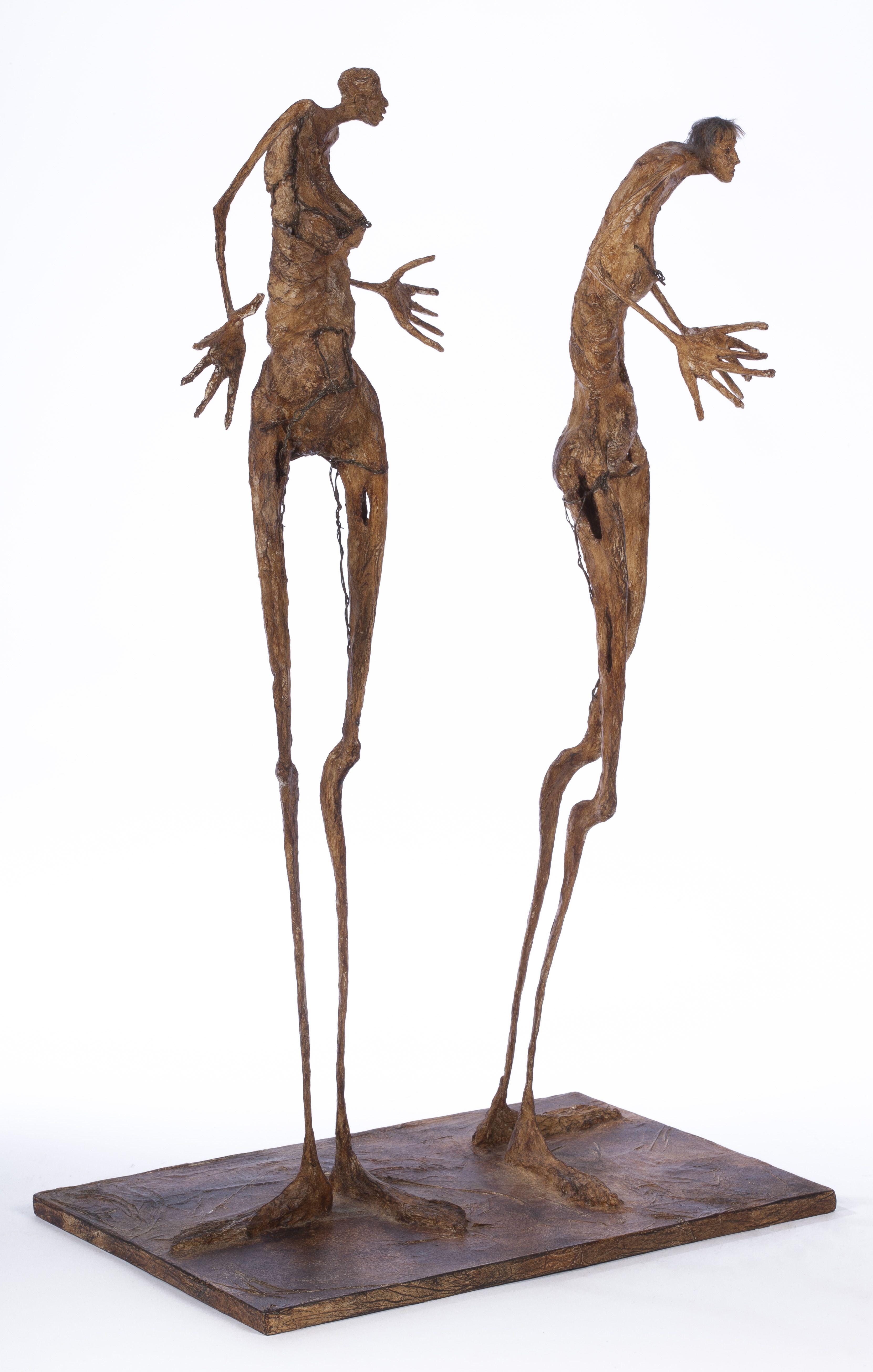 La brouille - 2 - H. 56 cm