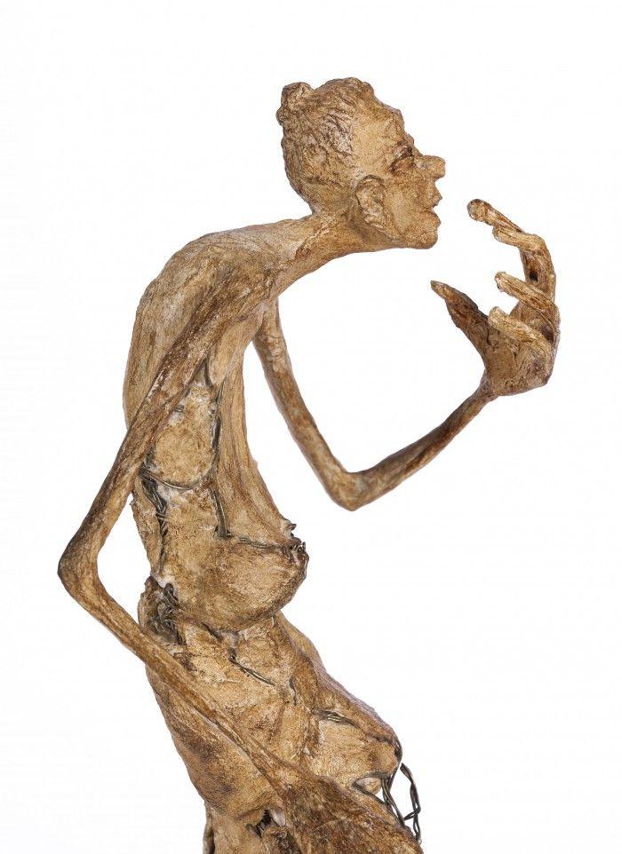 Sourire - H. 39 cm