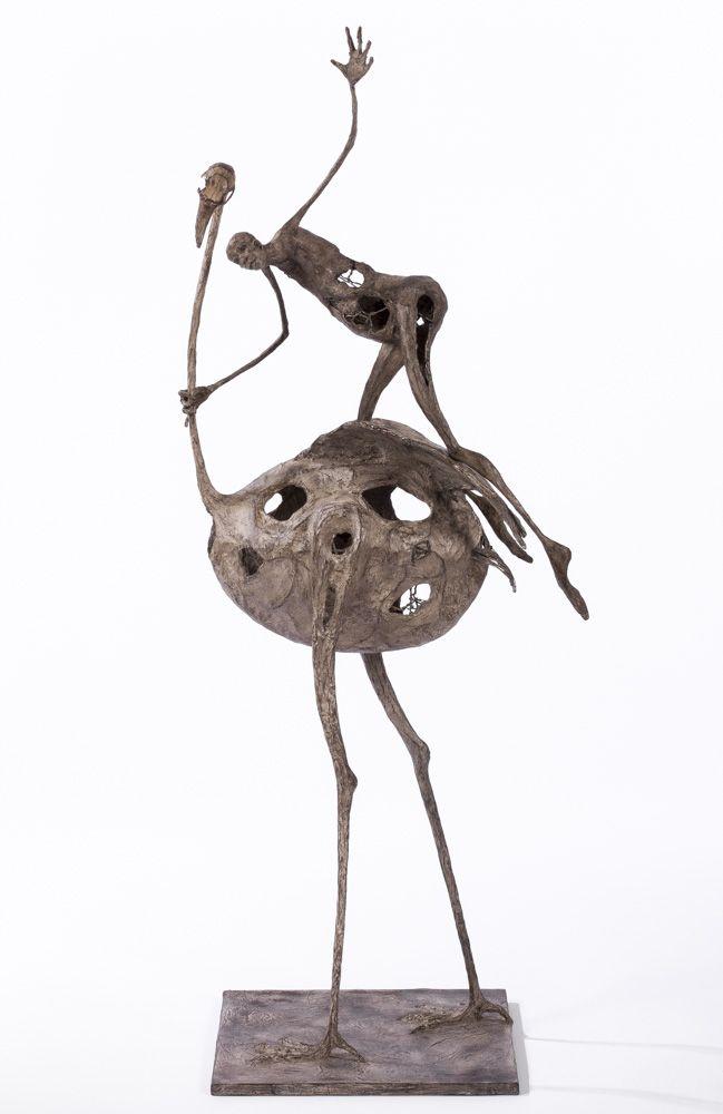 Equilibre - H. 90 cm
