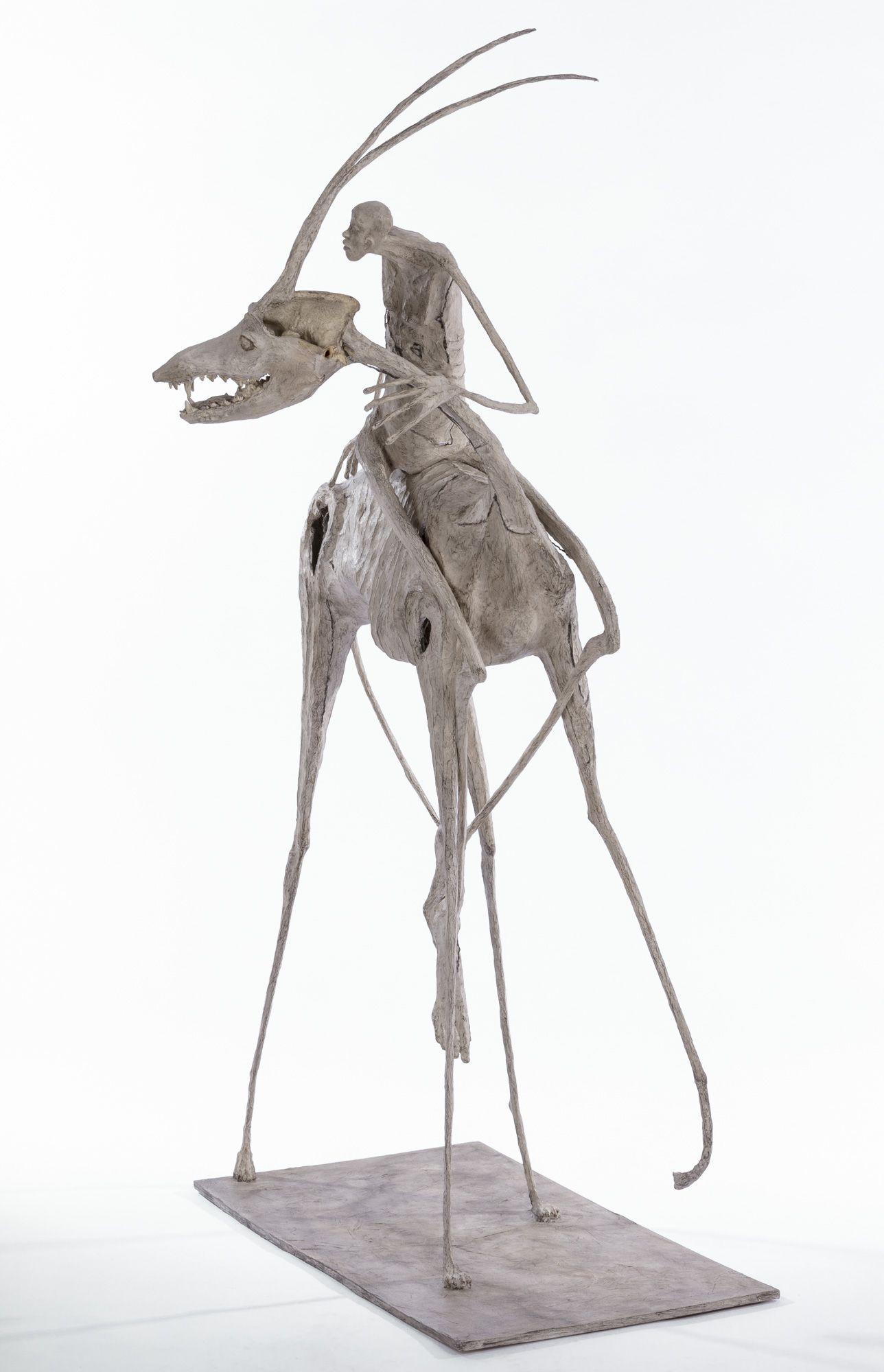 La chèvre d'or - H. 1m41