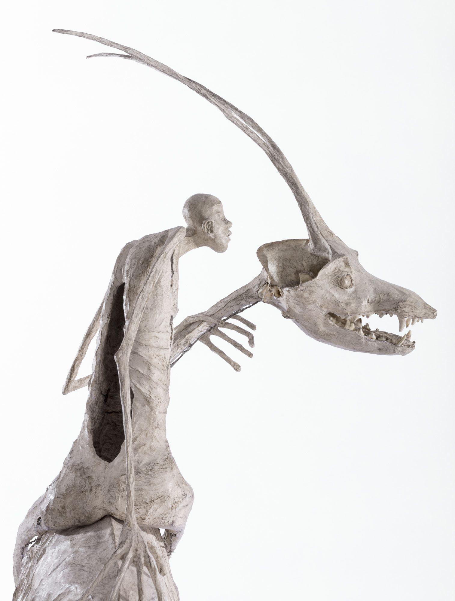 La chèvre d'or - Détail