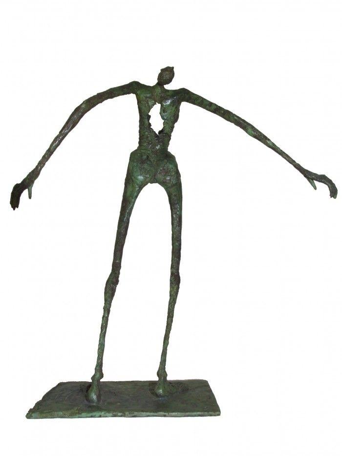 Crucifixion - 3 - H. 57 cm
