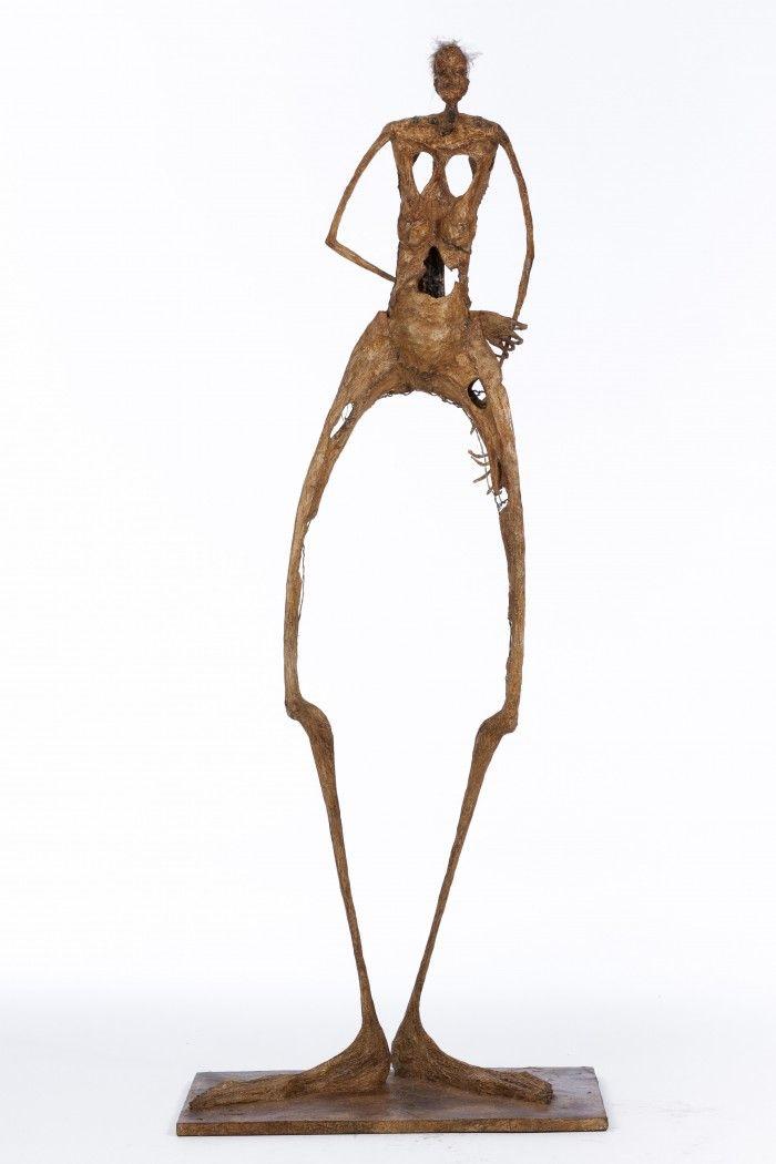 Attente - 3 - H. 95 cm