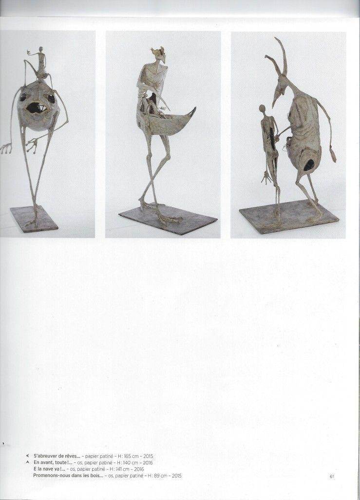 Regards sur la sculpture d'aujourd'hui 4
