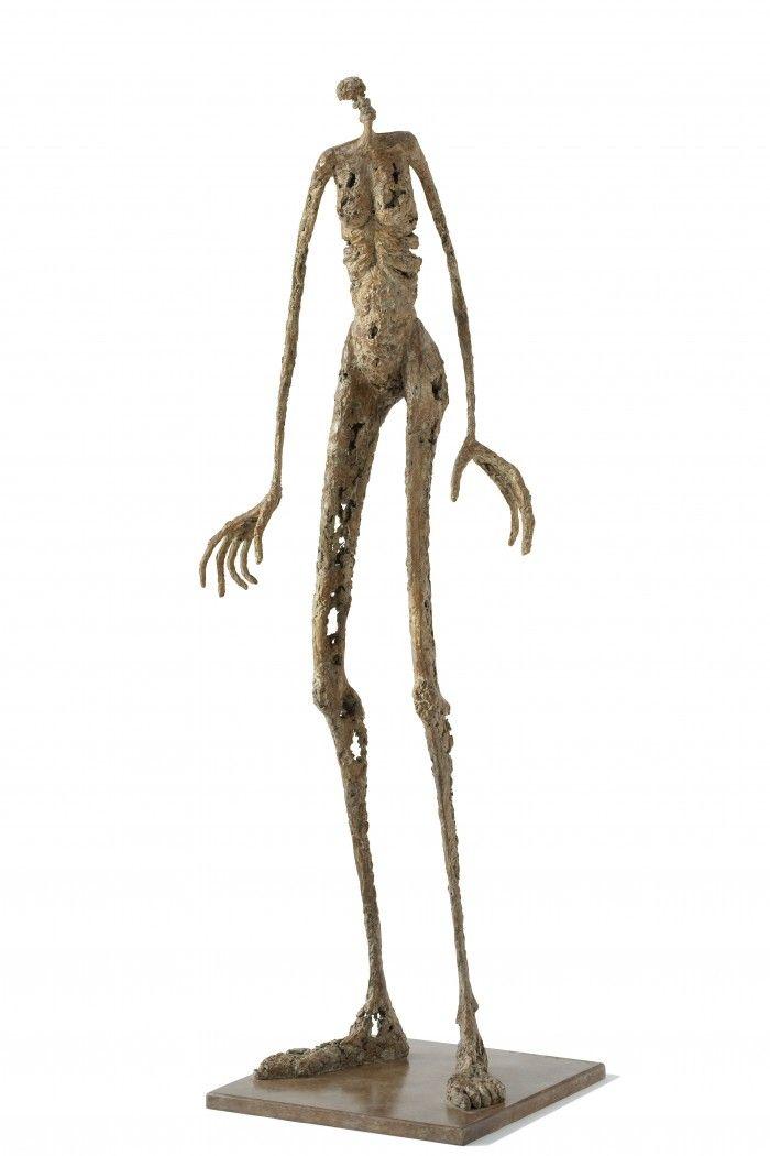 Autoportrait en pied - H. 1m47