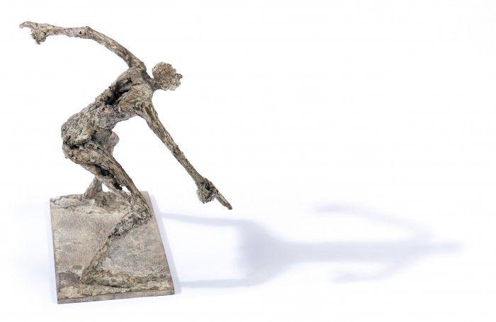Danse ethnique - 1 - H. 20 cm