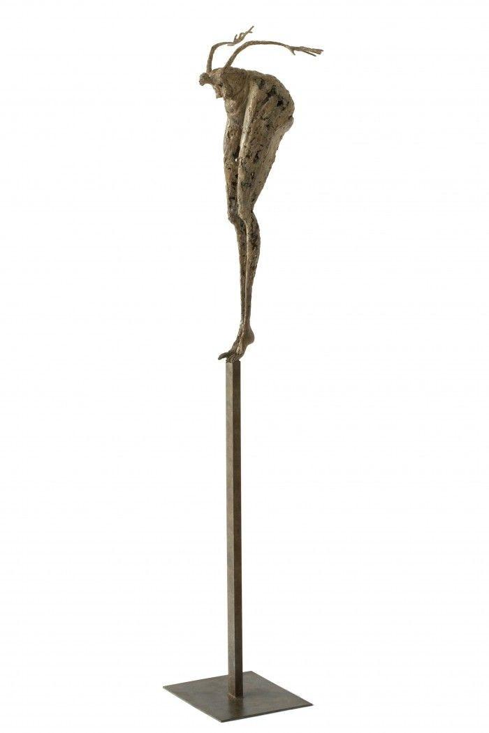 Le plongeon de l'araignée - H. 1m56