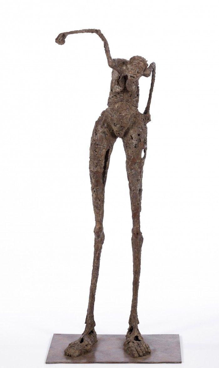 Assez ! - H. 89 cm