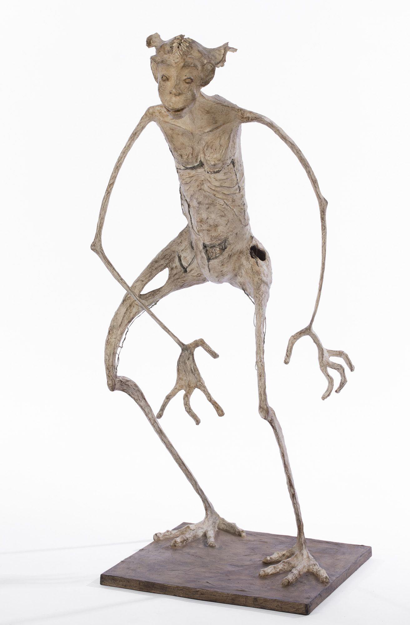 Le messager - H.86 cm