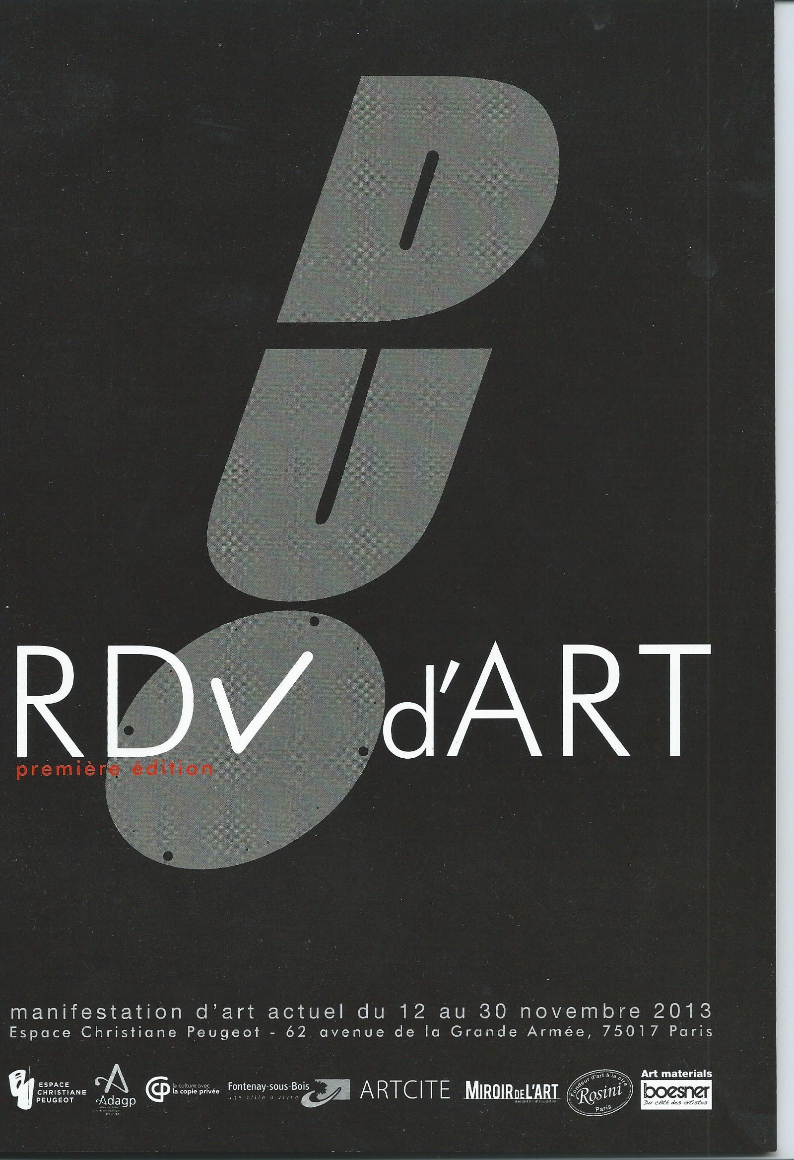 RDV d'art 2013