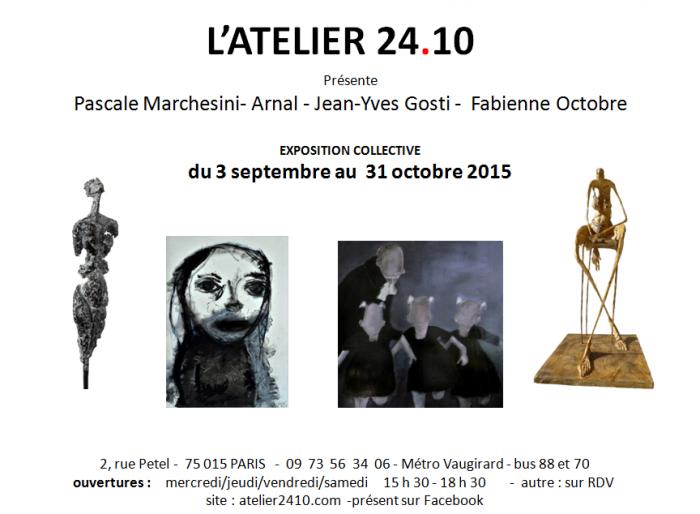 Galerie 24.10 - Trio 1