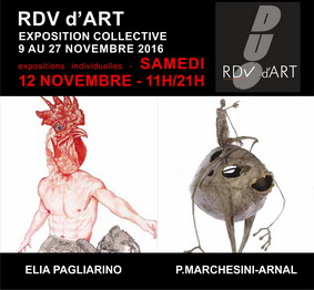 RdV d'Art 2016 - Elia & Pascale