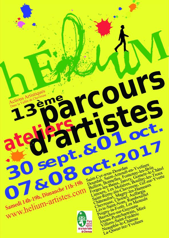 Parcours Hélium 2017